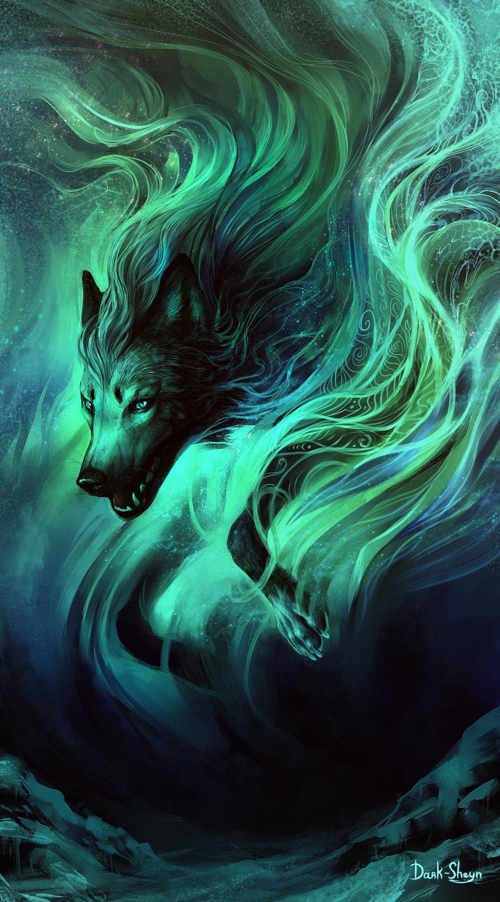 Photo of North Ghost by Dark-Sheyn on DeviantArt