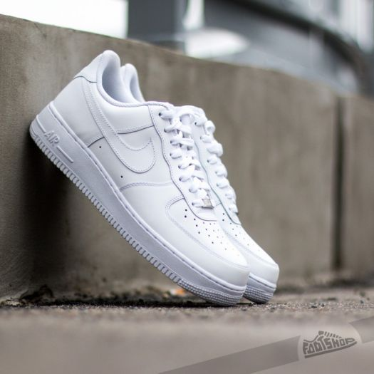 122 www.footshop.com Nike Air Force 1 ´07 White White at a great price   122 availability immediately only at Footshop.eu! Products in stock  dispatch within ... 1ebf67718