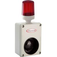 Sinalizador giroflex  O Sinalizador giroflex MAV 2000 é um equipamento audiovisual projetado pela Montrel Controles Eletrônicos para o setor industrial. O equipamento funciona como um alarme audiovisual em máquinas, ou em qualquer outro evento que necessite de sinalização.