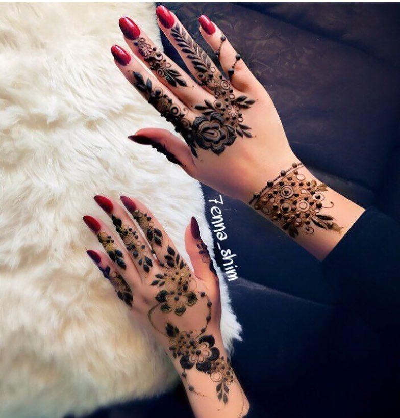 1 937 Mentions J Aime 153 Commentaires سبین شہزاد Sabeen X Sur Instagram Henna Designs Feet Henna Mehndi Designs
