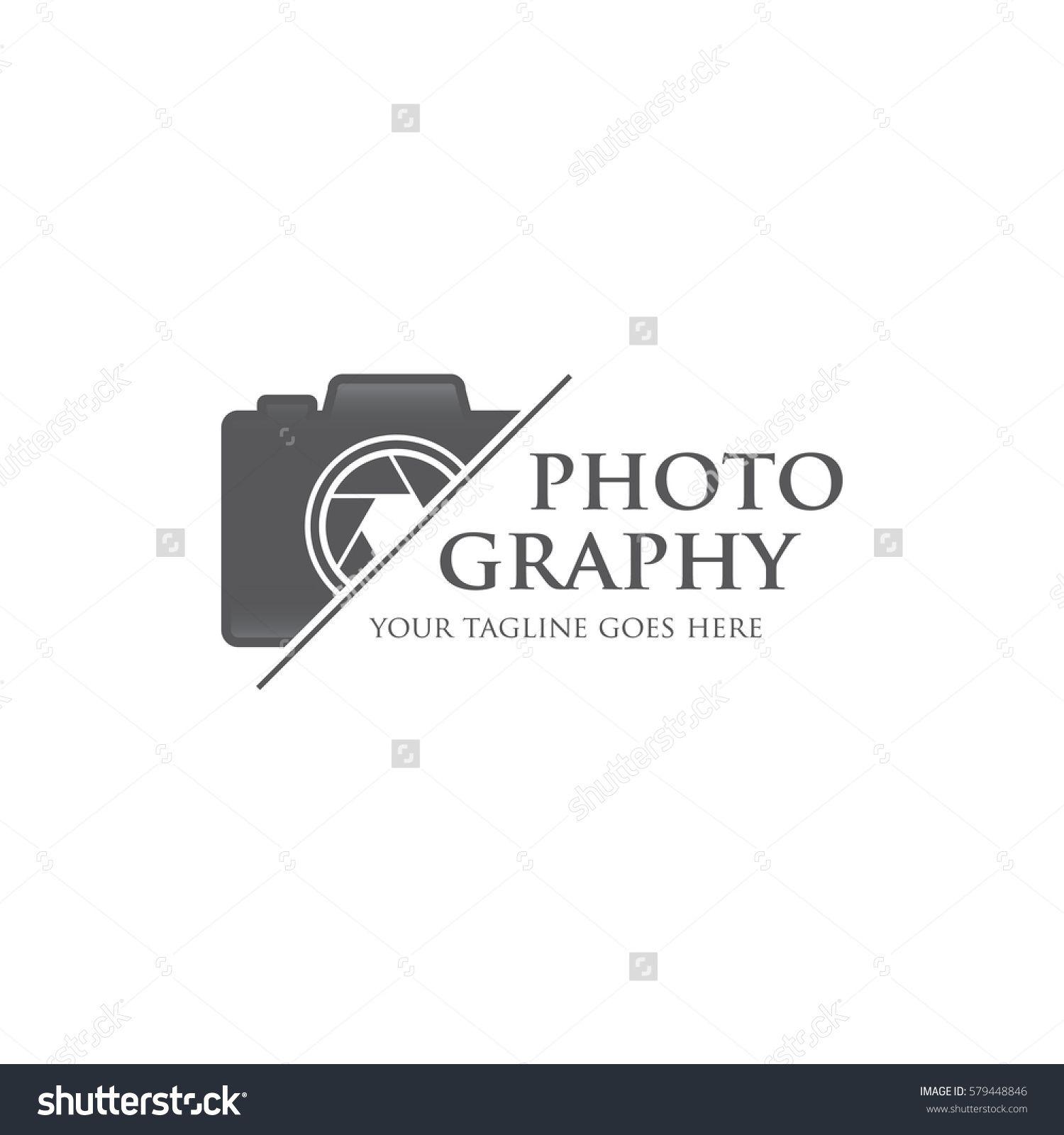 Photography Camera Concept Logo Icon Vector Template Logotipos De Fotografia Logo Camara Logos Fotografos