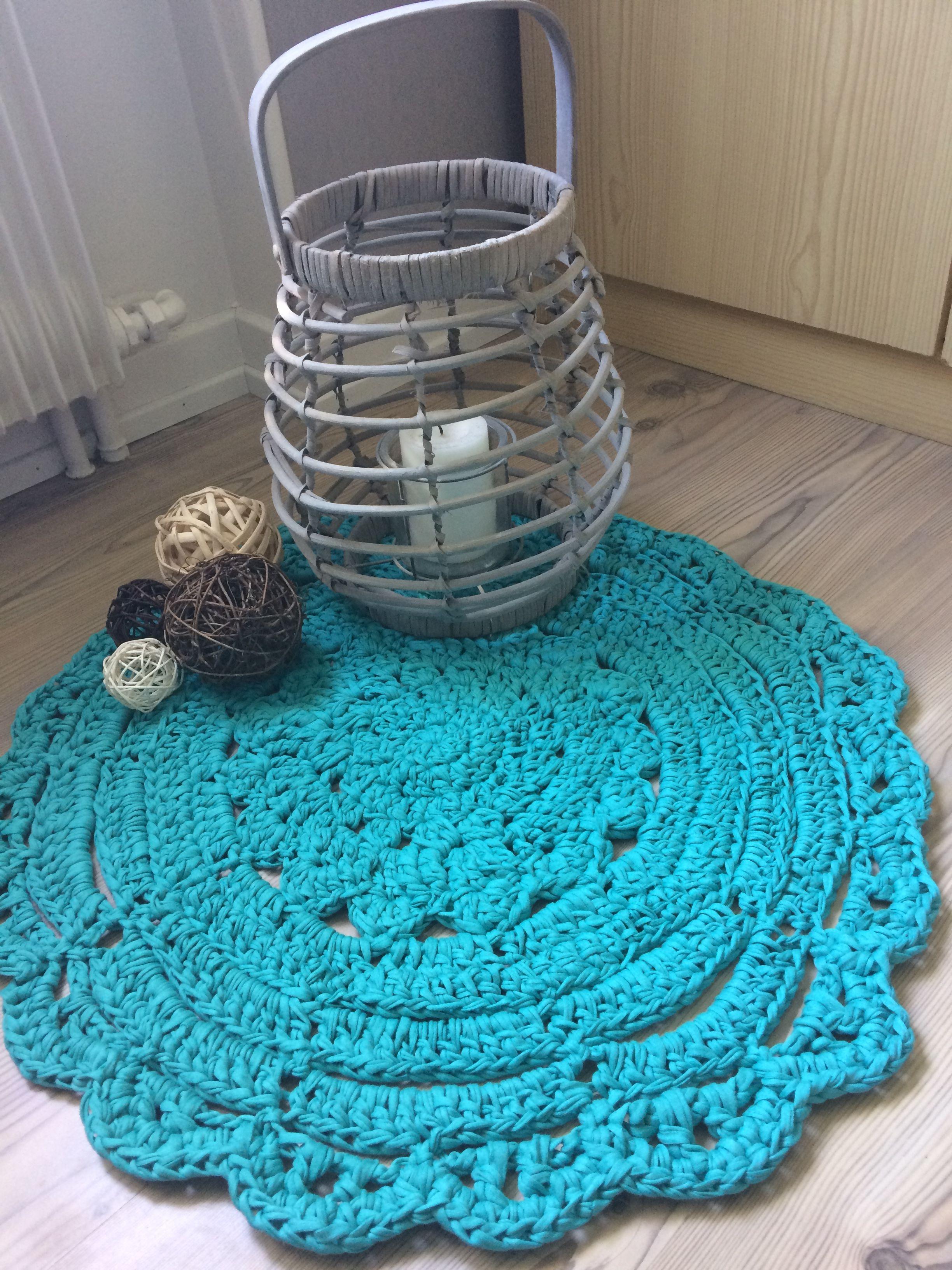 Carpet T Shirts Yard Turquoise Tapis Trapilho Turquoise