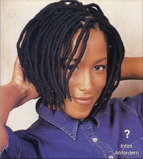 ladies dreadlocks silky dreads 1 - Best Haircut Style