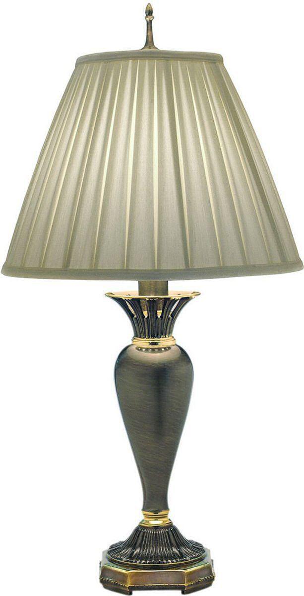3-Way Table Lamp Roman Bronze - LampsUSA