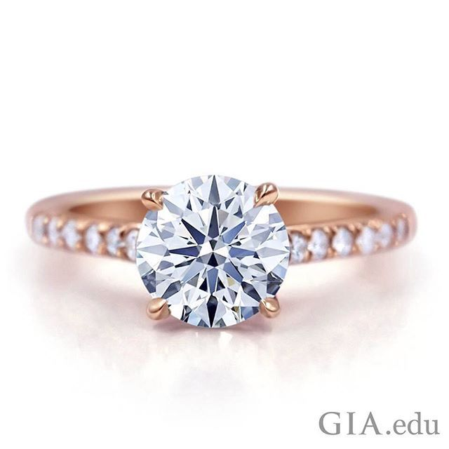 Can You Tell If Your Diamond Is Real With Newspaper Or Maybe Sandpaper The Truth Is You Can T There S Only On Minerals And Gemstones Diamond Girls Jewelry
