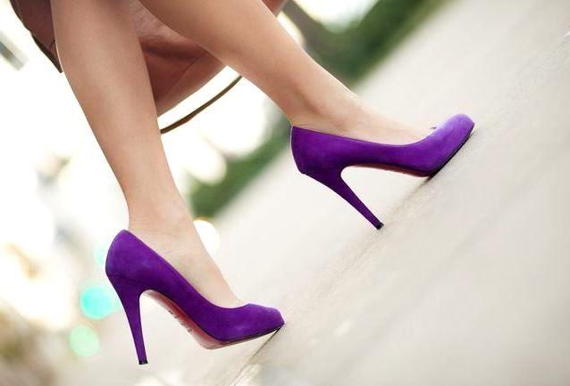 Цветные свадебные туфли 2013 (14 фото)