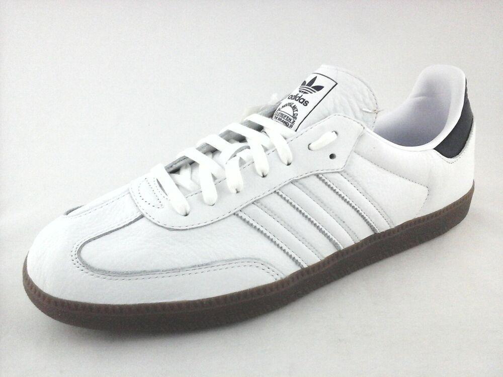 Adidas Samba OG Sneakers White Leather