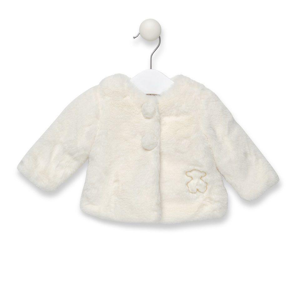 4420c0870 Abrigo pelo lux-901 baby tous | BABY TOUS | Pinterest | Baby y Outfits