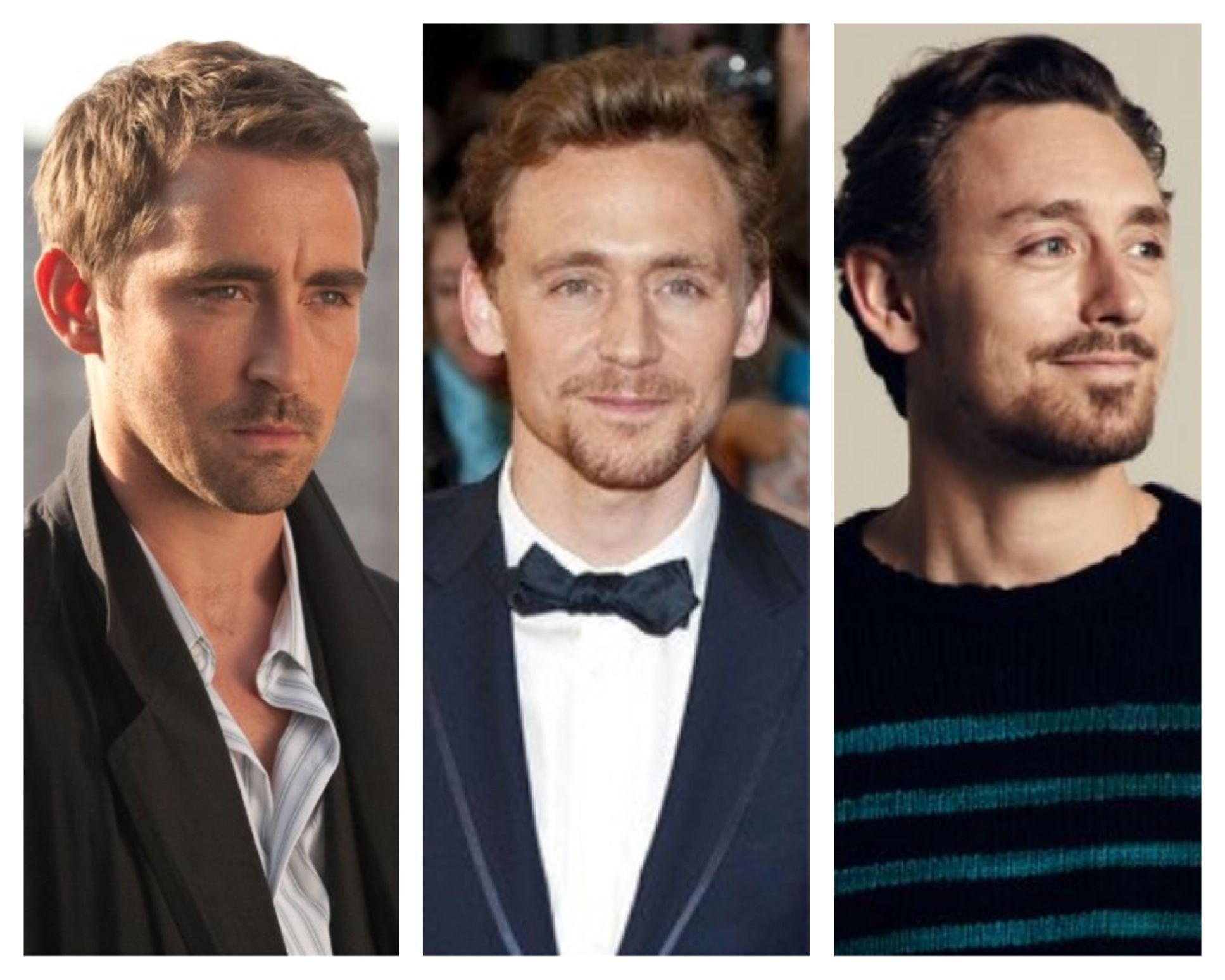 If Lee Pace And Tom Hiddleston Had A Baby It Would Be Jj Field