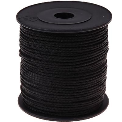 100m PP-Polyester 1,5mm schwarz
