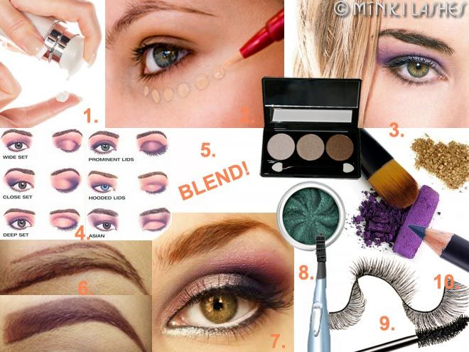Hazel Eye Makeup Brown Hair Olive Skin