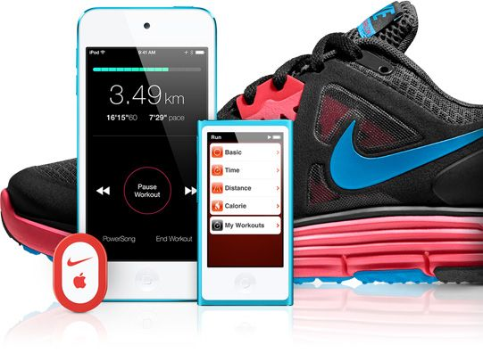 Best Running Apps 2013 iPhone and Android Nike, Ipod