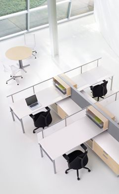 Canvas Office Landscape   Office Furniture System   Herman Miller Creating  EPIC Workplaces With Canvas At