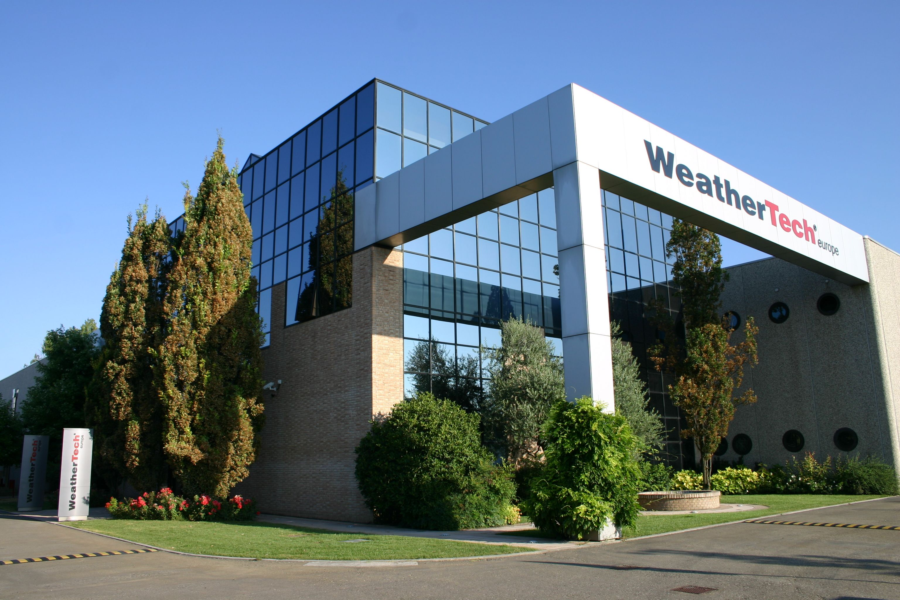 Italian Style Factory Seveso Mb weathertech® europe factory store located in parma, italy