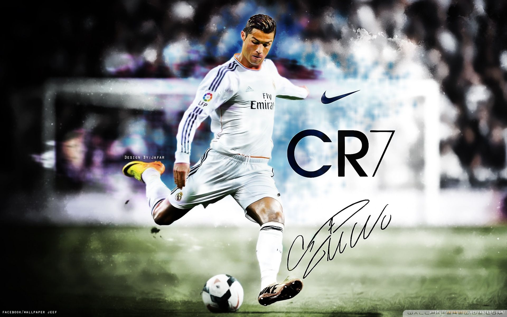 Art Of Cristiano Ronaldo Fans Wallpaper Sport Soccer: Pin By Body 10 On CR 7