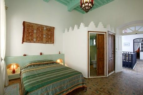 Chambre Cherafa - Riad l'Ayel d'Essaouira - Essaouira
