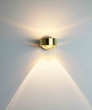 Top Light Puk Wall LED Linse/Glas \u2013 Design Leuchten  Lampen Online