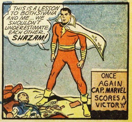 captain marvel jack kirby