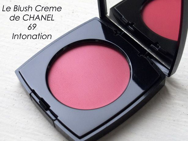 Review: Chanel Cream Blush in Intonation | Beauty Products Photos ...