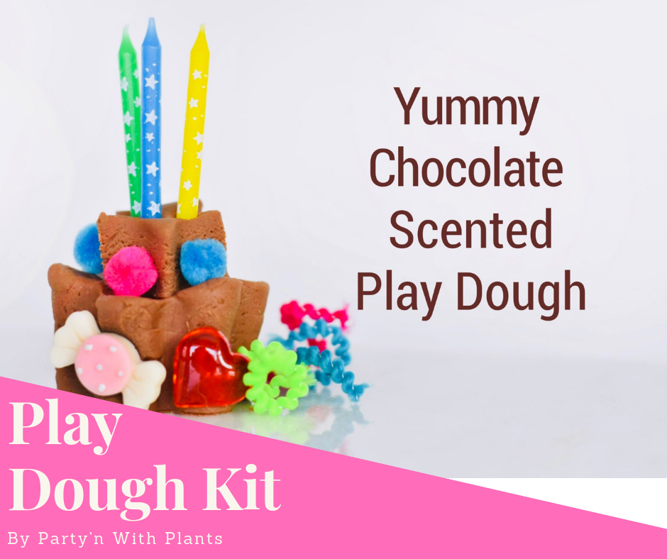 Play Dough Kit, Homemade Play Dough Kits that are great