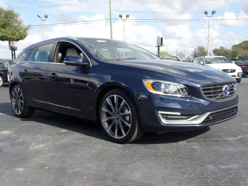 Ferman Volvo Vehicles For Sale In Tarpon Springs Fl 34689 Volvo Volvo V60 Caspian Blue