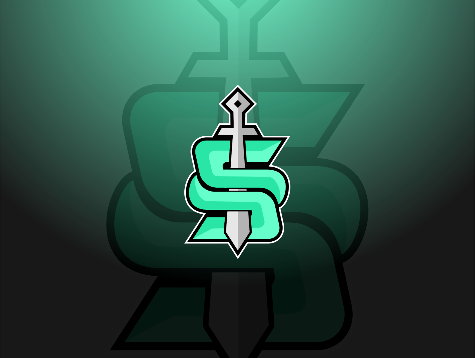 ov esport initial logo in 2020 Initials logo, Initials