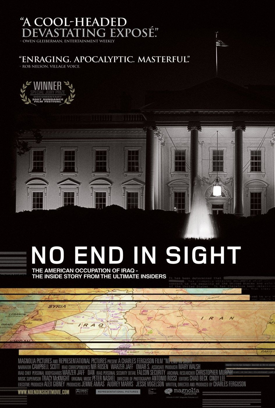 No End In Sight A Must See Doc About The Buildup To The Iraq War