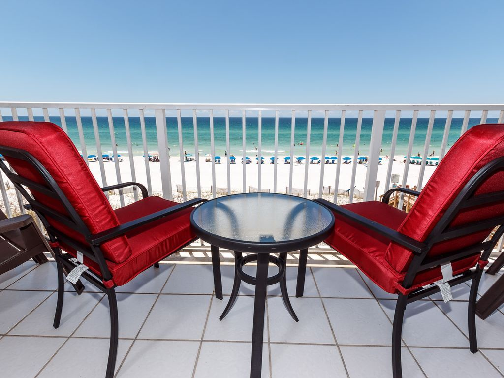 """""""Gulf Side Unit 402"""" Gulf Front Condo!. This"""