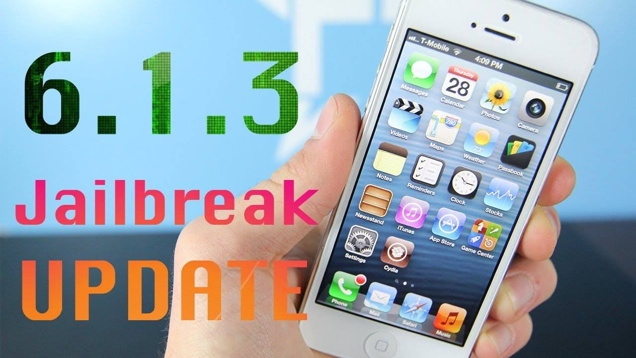 continue to jailbreak evasion 6.1.3 (With images) Unlock