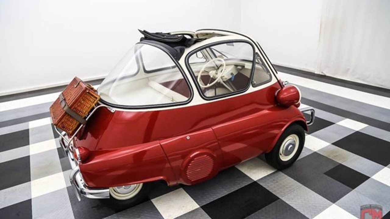 1957 BMW Isetta for sale near Hickory, North Carolina
