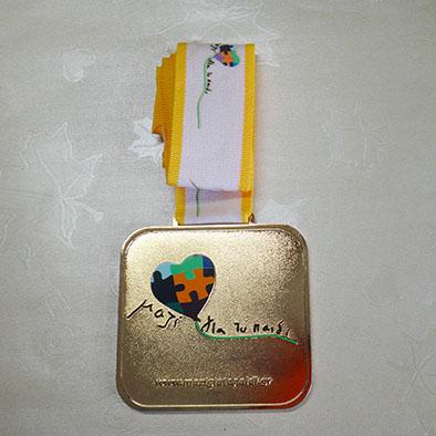 Cheap International Meeting Medal Swimming Award Medal China