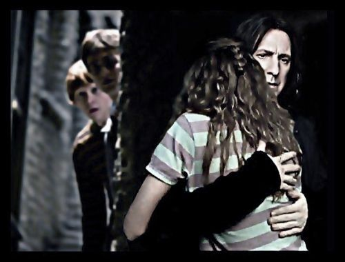 Hermione severus photo severus snape hermione granger - Harry potter hermione granger fanfiction ...