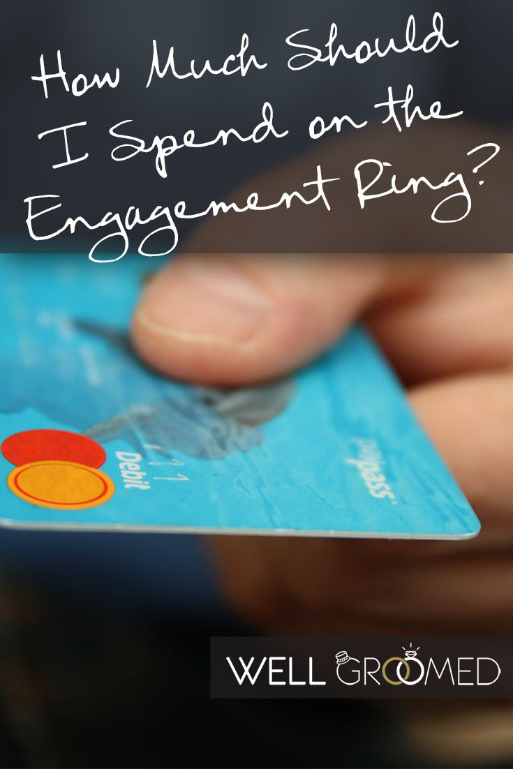 How much should i spend on the engagement ring spending