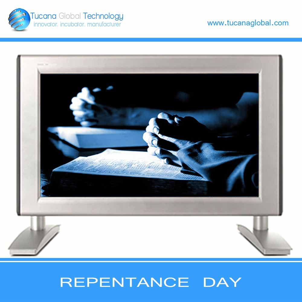 Today is #RepentanceDay in #Germany.
