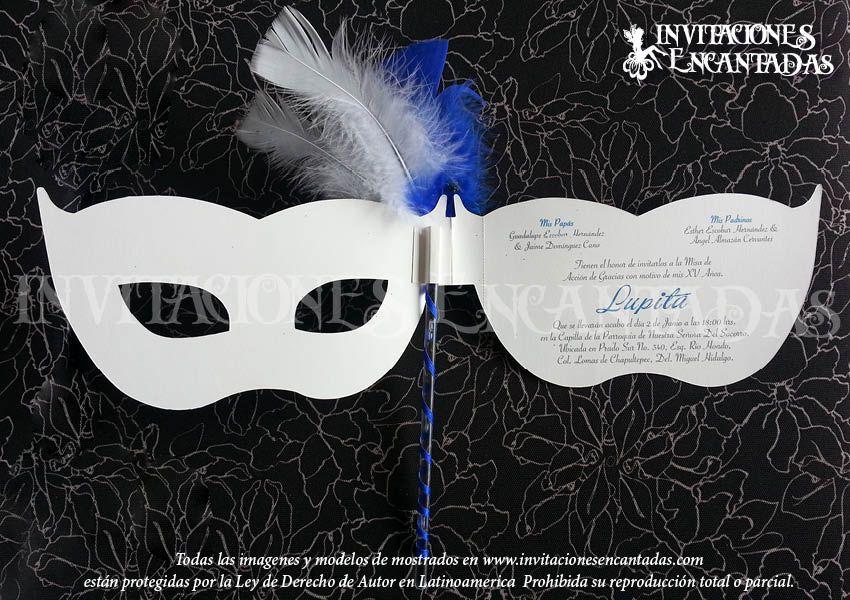 Quincea os de mascaras venecianas google search - Mascaras venecianas decoracion ...