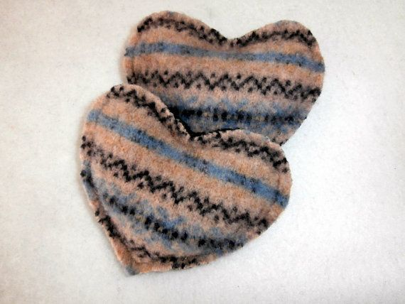 Pocket Hand Warmers  from Felted Wool and Wool Blend by MittensEtc, $12.00
