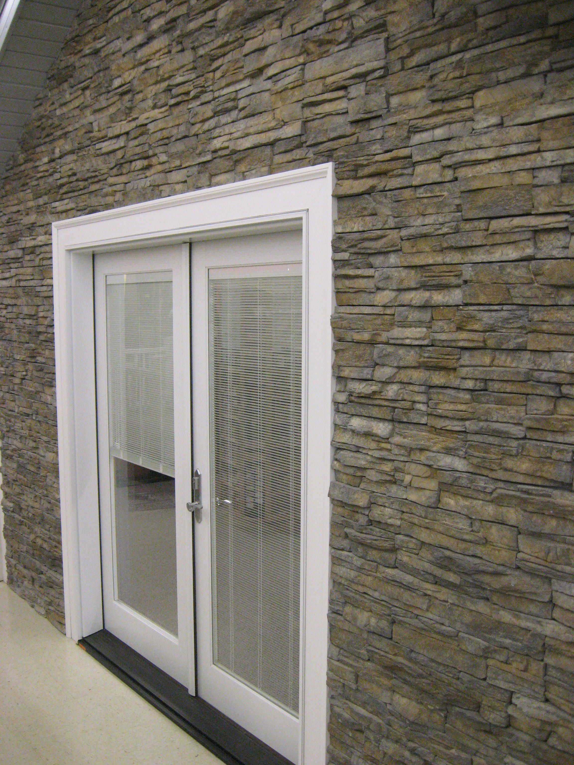 Genial Eldorado Stacked Stone. Nantucket Color. On Display In Our Showroom!