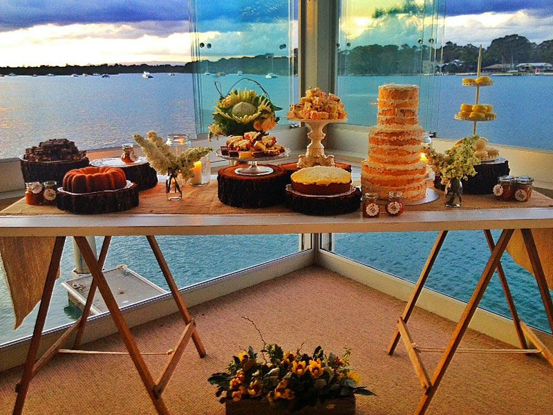 Our Most Popular Wedding Venue Offers Floor To Ceiling Water Views Across The Noosa River