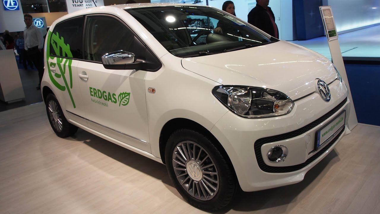 2016 Volkswagen ECO-Up! 50kW 68 PS ERDGAS  -  Exterior and Interior Walk...