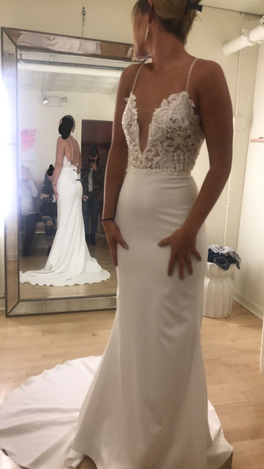 Made With Love Sienna 1 750 Size 6 Used Wedding Dresses