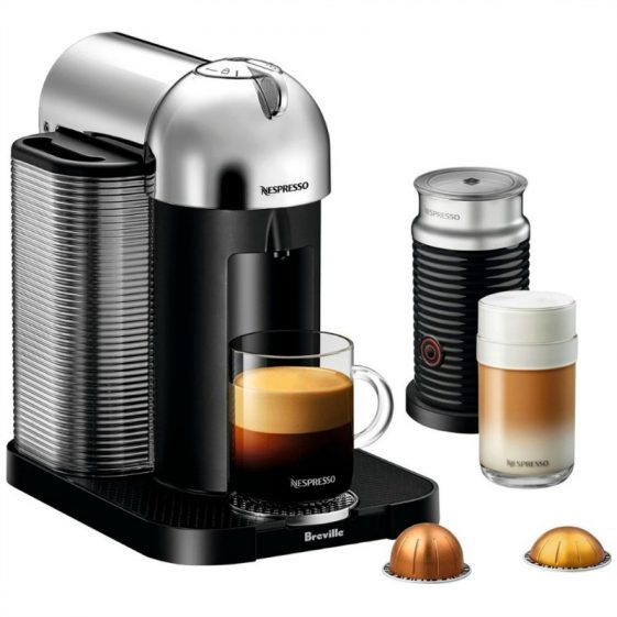 Breville Nespresso Vertuo Coffee Maker and Espresso