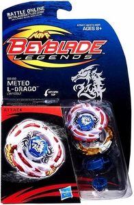 Takara Tomy Beyblade BB88 Metal Fusion LW105LF Meteo L-Drago Battle Top Toy Gift