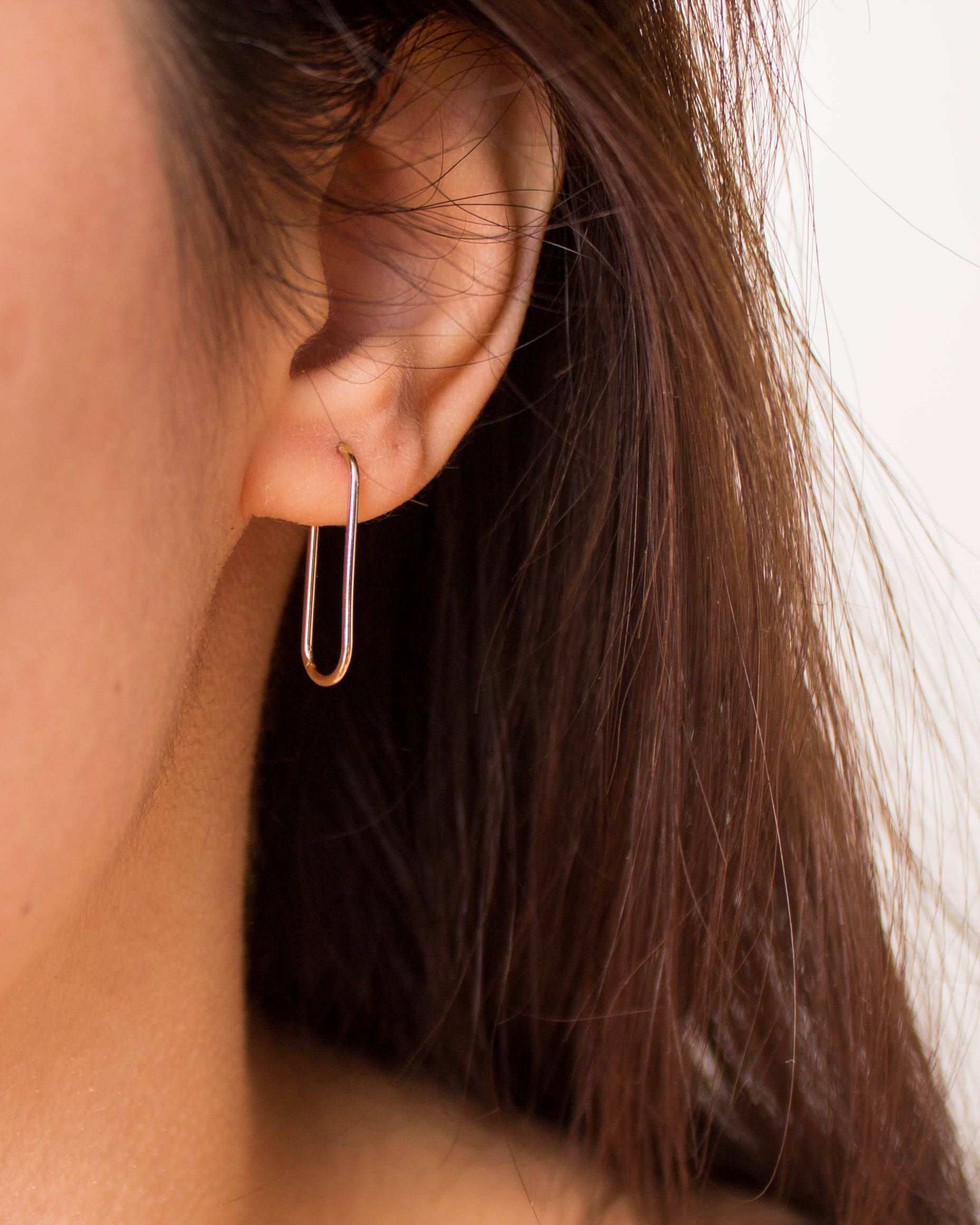 90s nose piercing  Paperclip  If you are a s kid you might remember that helpful