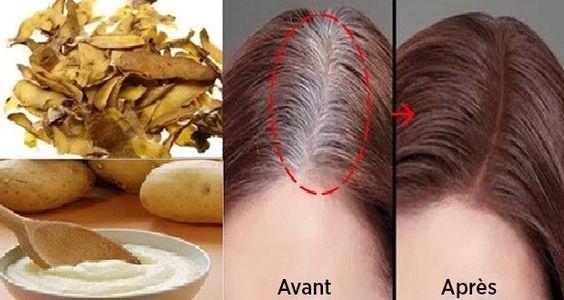 Astuce voici comment vous d barrasser des cheveux blancs - Comment se debarrasser des vers blancs ...