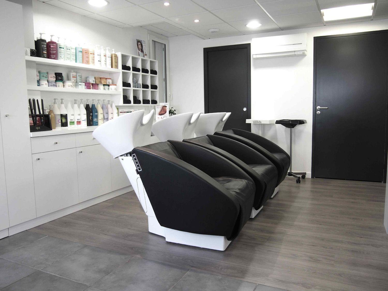 Decoratrice Dinterieur Nantes 44 Salon Coiffure Atelier 1 Ok Jpg 1500 1125 Home Decor Bean Bag Chair Home