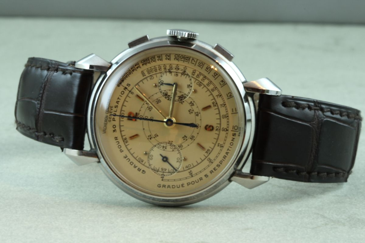 Vacheron Constantin Vintage Chronograph