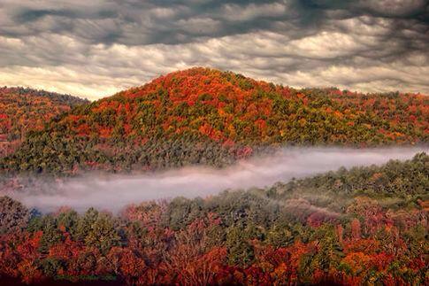Oklahoma Mist