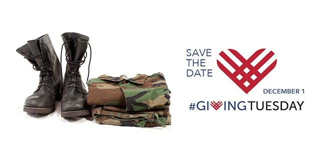 Why #GivingTuesday is All about Helping Veterans