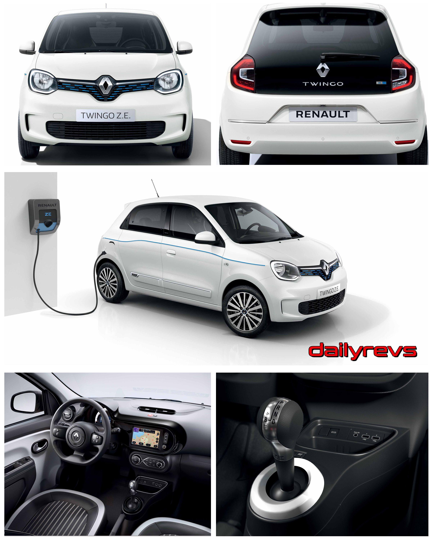 2020 Renault Twingo Z E Hd Pictures Videos Specs