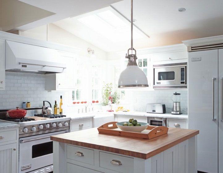 Beyond Stainless Steel: White Kitchen Appliances | White ...